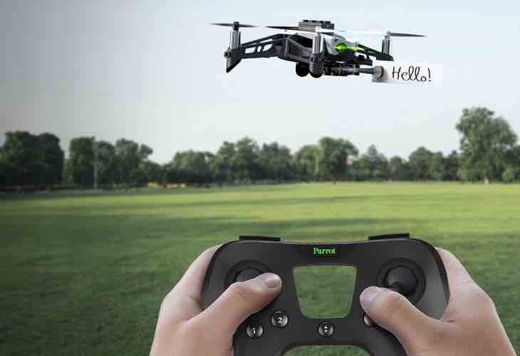 Parrot Swing Mambo Minidrones Flight Time An Issue Product