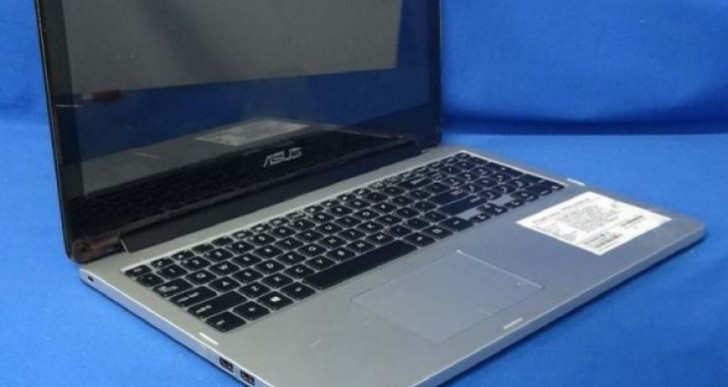 Partial ASUS TP500L specs and user manual
