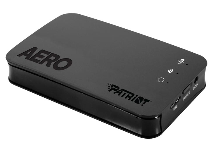 Patriot AERO Mobile Hard Drive