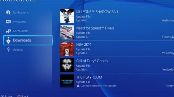 Pause PS4 downloads workaround until 1.53 update