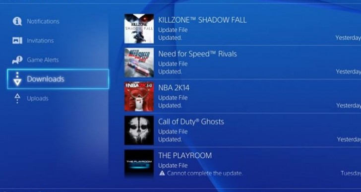 Pause PS4 downloads workaround until 1.53 update