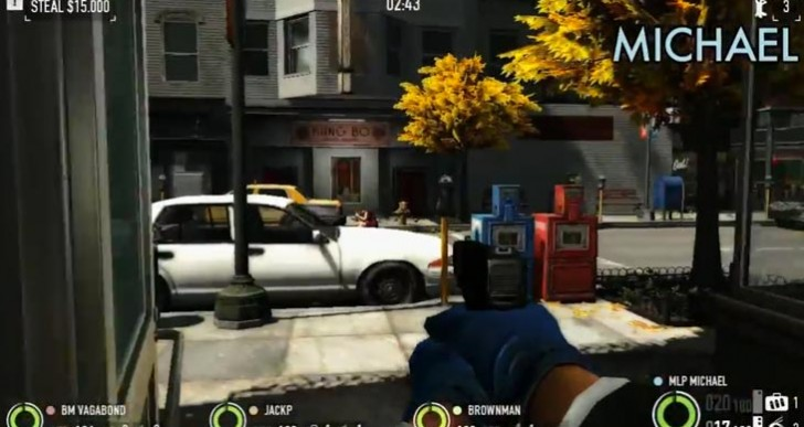 Payday 2 stock problems, PS3 patch live