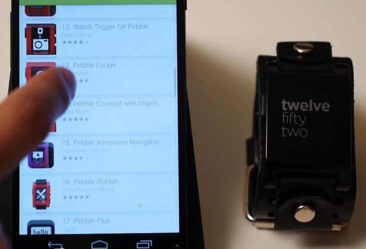Pebble App Store for Android in beta review