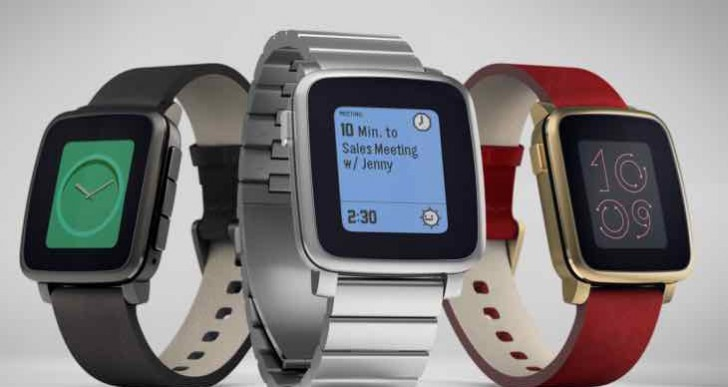 Pebble Time shipping date brings consumer review excitement