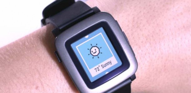 Pebble Time trade off over Apple Watch