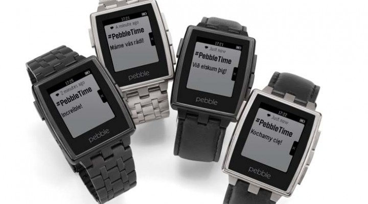 Pebble firmware 2.8 update live with notes