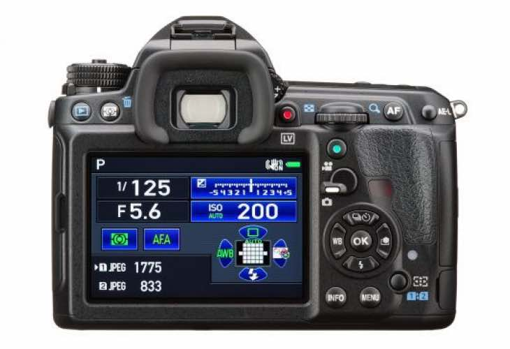 Pentax K-3 II pricing and availability