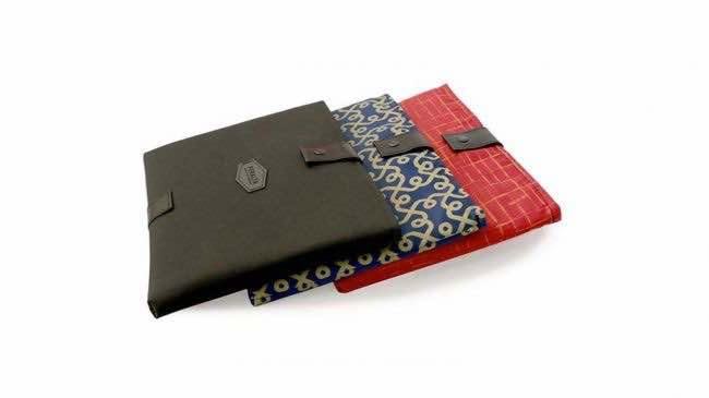 Peralta Scarlett Sleeve iPad Pro case