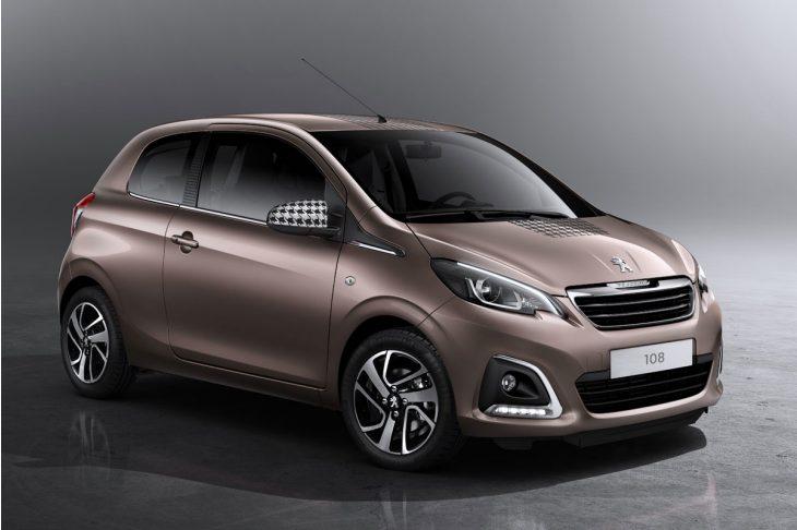 Peugeot 108 price defies specs