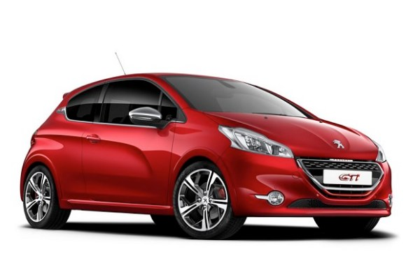 Peugeot 208 GTi vs. Ford Fiesta ST in price shock