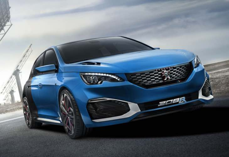 Peugeot 308 R Hybrid review