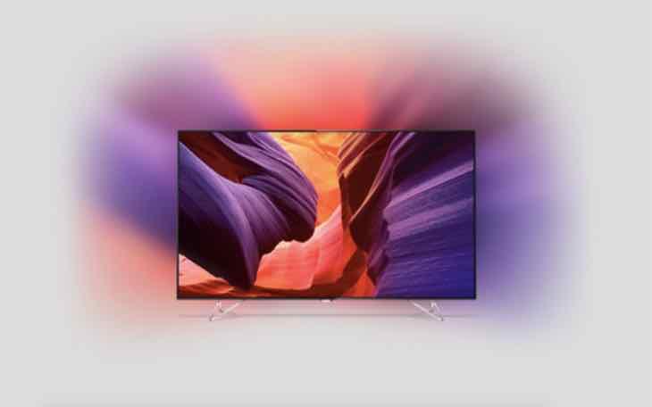 Philips AmbiLux TV
