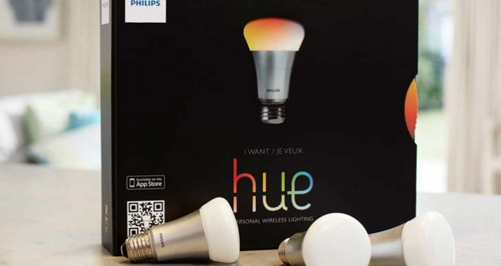 Philips Hue firmware update for April, possible problems