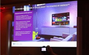 2015 Philips TV lineup could divide opinion