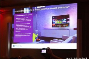 Philips TV lineup for 2015