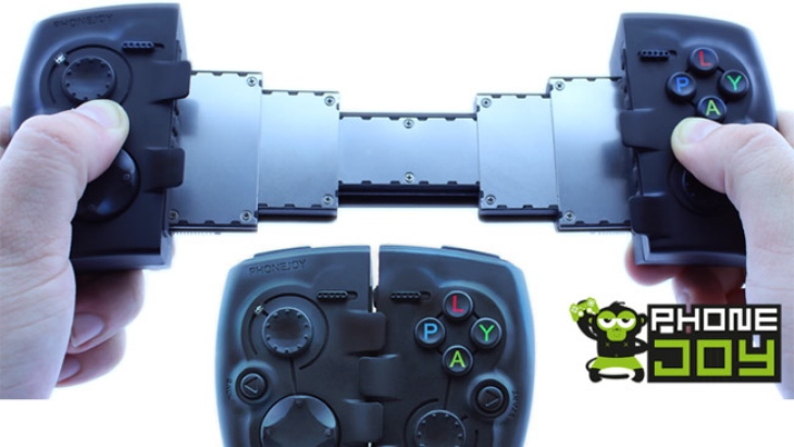 Phonejoy Android gamepad