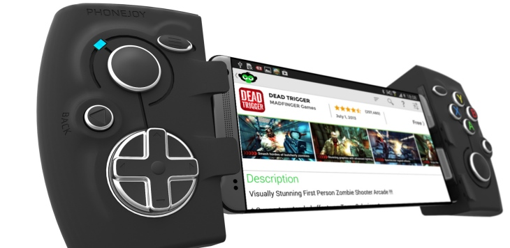 Phonejoy gamepad