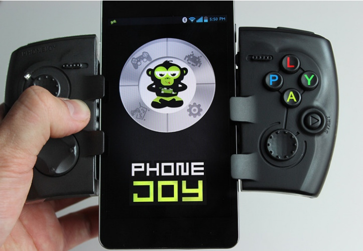 Phonejoy review, the Android gamepad