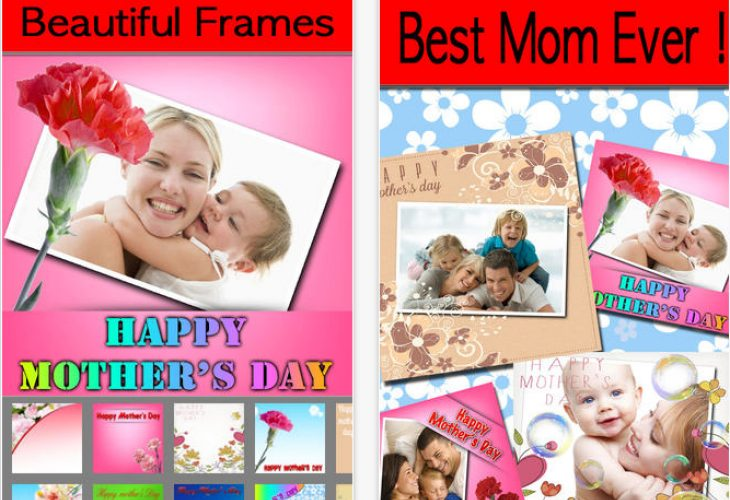 Photo Frames For Mother's Day for iOS