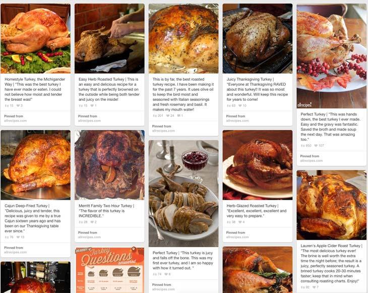 Pinterest-Thanksgiving-turkey-dinner-recipes