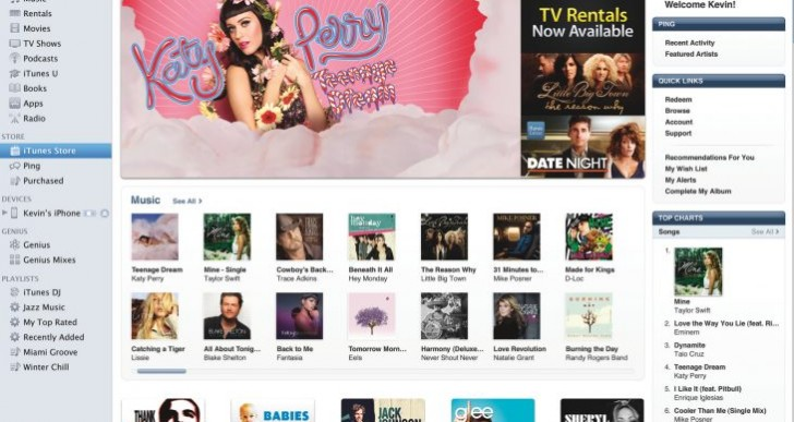 Piracy fears with iTunes, Google Play price increase