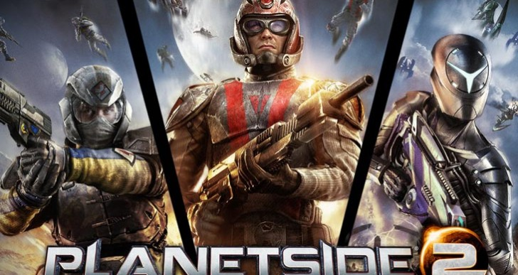 PlanetSide 2 PS4 60fps woes