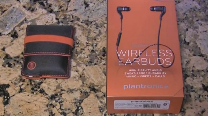 Plantronics BackBeat Go 2 review of wireless earbuds