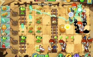 Plants vs. Zombies 2 in Android, iOS launch potential