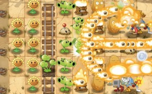Plants vs Zombies 2 for iPhone in visual review