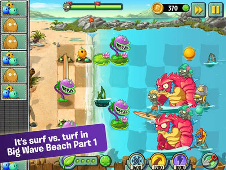 Plants-vs-Zombies-2-update-Big-Wave-Beach-Part-1-live