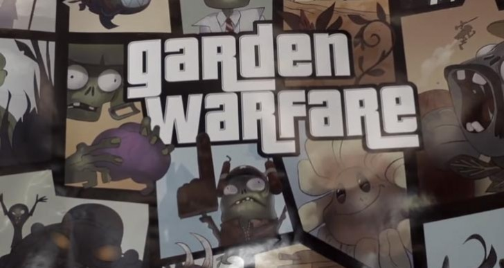 Plants vs Zombies: Garden Warfare release date for PS4, PS3
