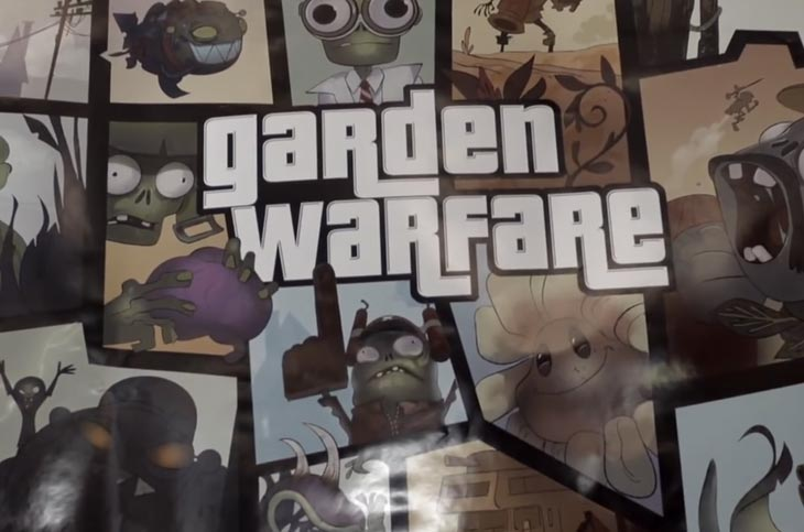 Plants Vs Zombies Garden Warfare Release Date For Ps4 Ps3 Product Reviews Net