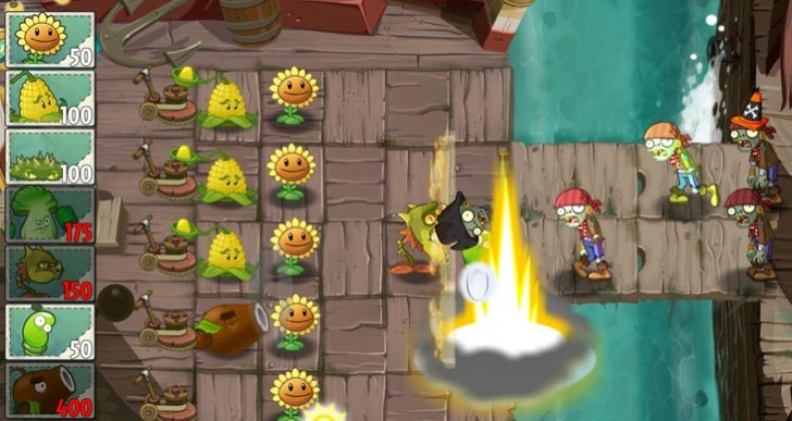 PopCap: Plants vs. Zombies 2 Android UK release is false