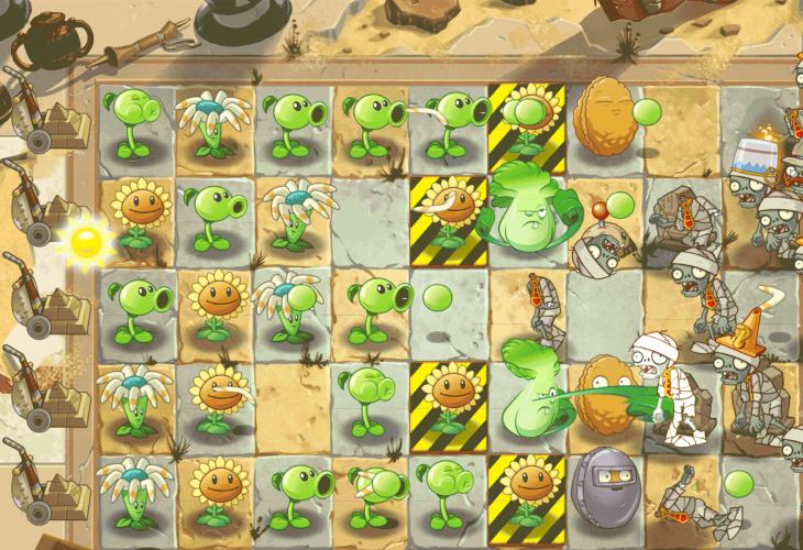 Plants vs. Zombies 2 conspiracy about Android release
