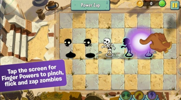 Plants vs. Zombies 2 for Android live, shines on Nexus 7