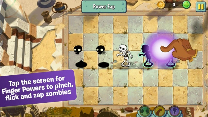 Plants vs. Zombies 2 for Android shines on Nexus 7