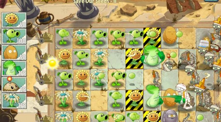 Plants vs. Zombies 2 launch for Android MIA