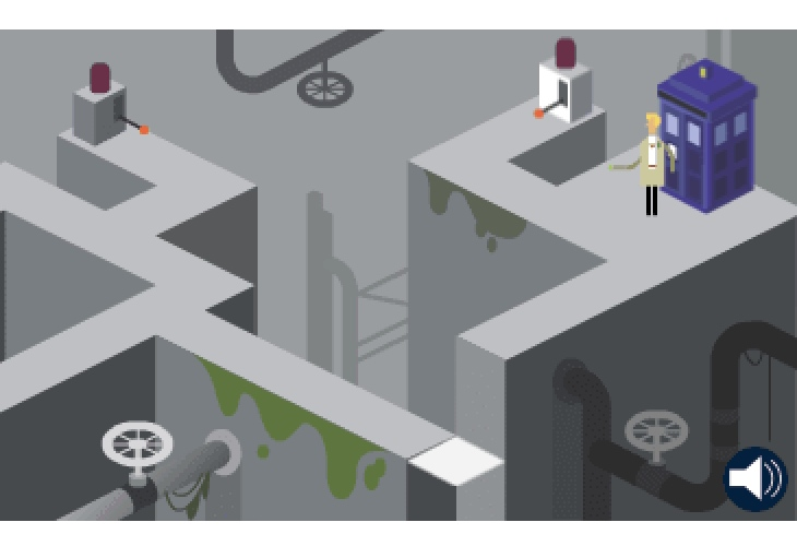 play doctor who google doodle