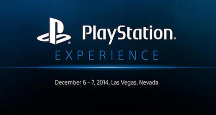 PlayStation Experience 2014 live keynote steam starts