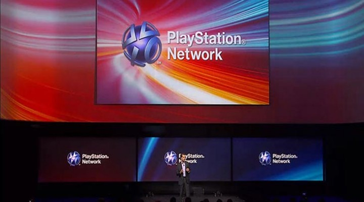 PlayStation Network on status of user data