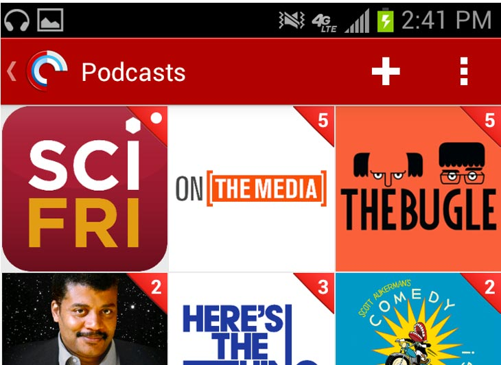 Pocket Casts tops best Android apps for podcasts