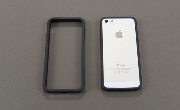 iPhone 5 bumper cases keep features