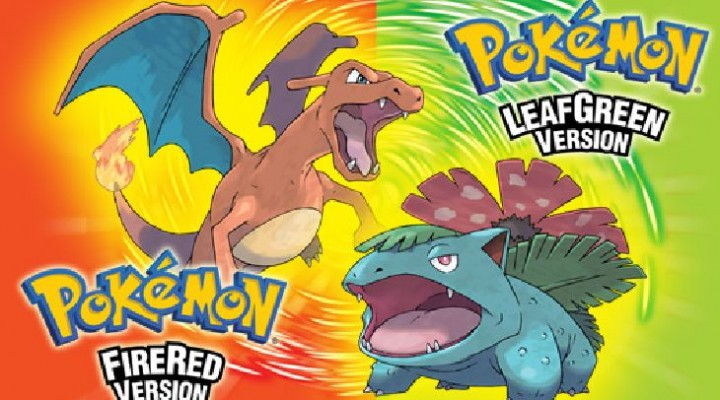 iTunes releases Pokemon FireRed & LeafGreen soundtrack