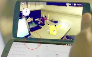 Pokemon Google Maps April Fools joke for 2014