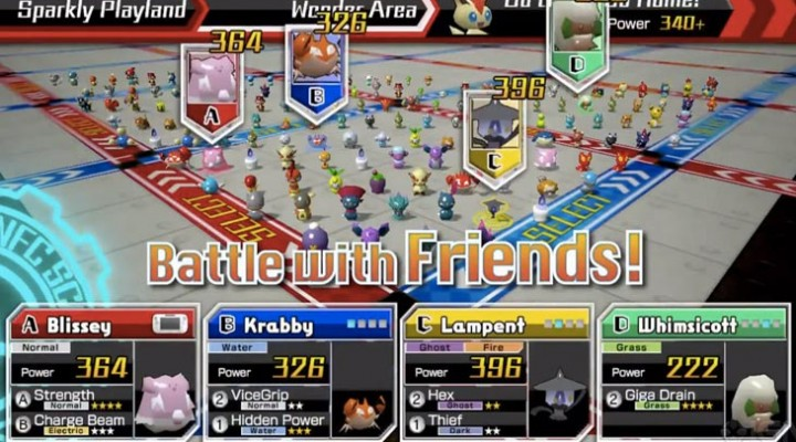 Pokemon Rumble U launch trailer joins X and Y buzz