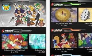 Pokemon TV app not working, update demanded