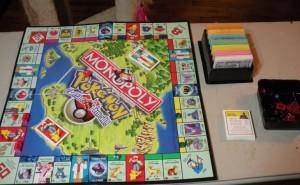 Pokemon and Zelda get the Monopoly treatment