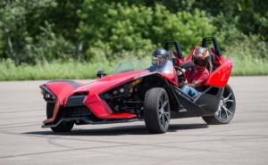 Polaris Slingshot price and engine revealed