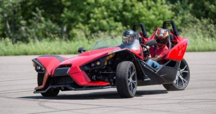 Polaris Slingshot price and engine revealed