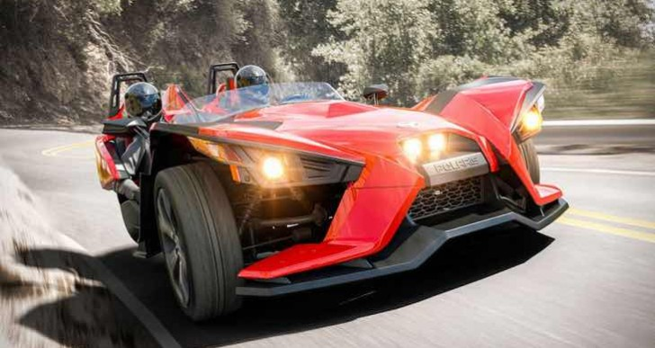 Polaris Slingshot recall for steering repairs